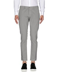 0 Zero Construction Casual Pants Grey