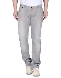 Dandg D And G Denim Pants Grey