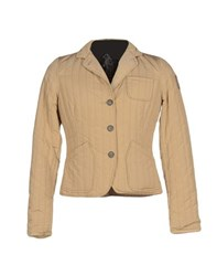 Refrigue Coats And Jackets Jackets Men Sand