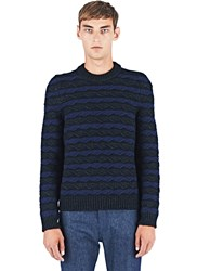 Raf Simons Knitted Round Neck Sweater