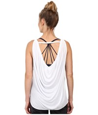 Alo Yoga Passage Tank Top White Women's Sleeveless