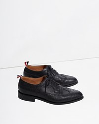 Thom Browne Pebble Grain Longwing Brogues