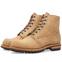 Viberg Trench Boot Neutrals