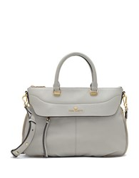 Vince Camuto Dean Leather Satchel Full Steam