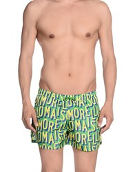 Frankie Morello Swimwear Swimming Trunks Men Blue