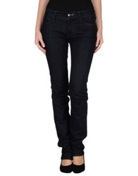 Htc Denim Pants Blue
