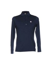 Avio Polo Shirts Dark Blue