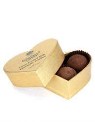 Charbonnel Et Walker Mini Gold Heart Box Of Truffles