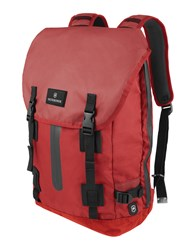 Victorinox Backpacks And Fanny Packs Red