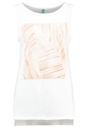 United Colors Of Benetton Vest White