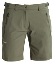 Vaude Farley Sports Shorts Cedar Wood Oliv