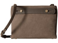 Skagen Mini Mikkeline Crossbody Heather Cross Body Handbags Gray