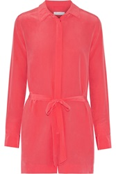 Equipment Earl Washed Silk Playsuit
