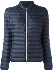 Peuterey Down Padded Jacket Blue