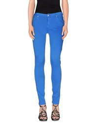 Who S Who Denim Denim Trousers Women Bright Blue