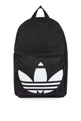 Topshop Trefoil Backpack By Adidas Originals Black