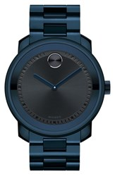 Movado Men's 'Bold' Bracelet Watch 44Mm