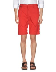 Marc By Marc Jacobs Bermudas Red