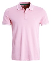 United Colors Of Benetton Polo Shirt Rose