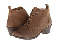 Softspots Sofi Twine Tan Raptor Women's Lace Up Boots Brown