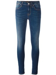 Vivienne Westwood Anglomania 'New Monroe' Jeans Blue