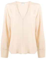 Forte Forte Loose Fit Shirt Neutrals