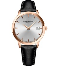 Raymond Weil 5388 Pc5 65001 Toccata Stainless Steel Watch Silver