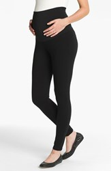 Maternal America Women's Belly Support Maternity Leggings