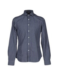 Todd Snyder Shirts Shirts Men Blue