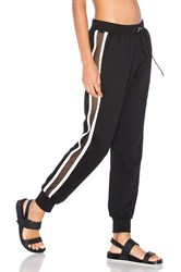 Lovers Friends Work By On The Line Track Pant Black