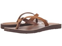 Scott Hawaii Mohala Tan Women's Sandals