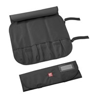 Zwilling Knife Case With 7 Compartments Black