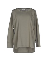 Authentic Original Vintage Style Topwear T Shirts Women Grey