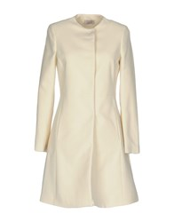 Twenty Easy By Kaos Overcoats Ivory