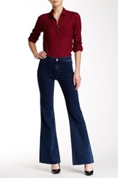 J Brand Tailored High Rise Jean Blue