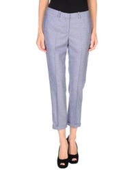 Richard Nicoll Casual Pants Blue