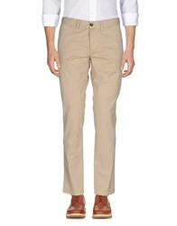 Basicon Casual Pants Sand