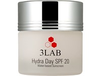 3Lab Hydra Day Spf 20 Broad Spectrum No Color
