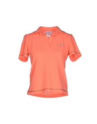 Gran Sasso Polo Shirts Purple