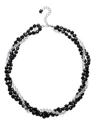 Jacques Vert Cluster Beaded Necklace