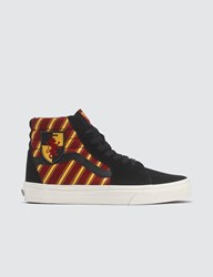 Vans Harry Potter X Sk8 Hi Red
