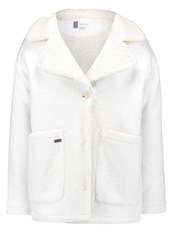 Roxy Kanala Short Coat Pristine White