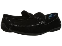 Stacy Adams Park Black Men's Slip On Shoes