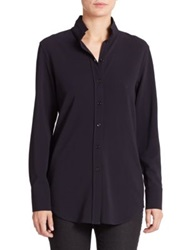 Pauw Stretch Wool Tunic Navy