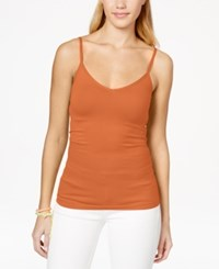 Energie Juniors' Rose Seamless Reversible Cami Tangerine