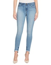 William Rast Sculpted High Rise Jeans Blue