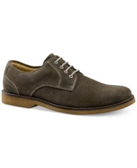 G.H. Bass And Co. Men's Proctor Suede Oxfords Men's Shoes Moss