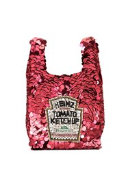 Anya Hindmarch Small Ketchup Tote Bag 60