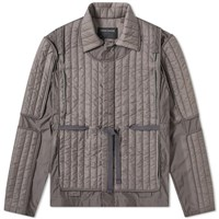 Craig Green Quilted Skin Jacket Grey