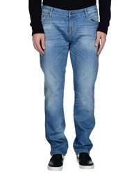 Meltin Pot Denim Denim Trousers Men Blue